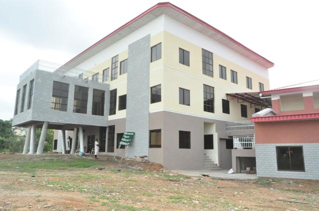 Veterinary Teaching Hospital.
