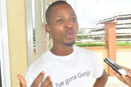 Google Ambassador, Mr. Mosopefoluwa Adefuyi