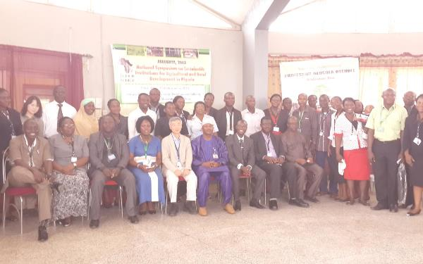 Participants at the occasion